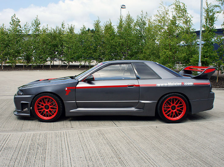 MeisterR Widebody R32 GTR - £12,995 | Toyota GT Turbo