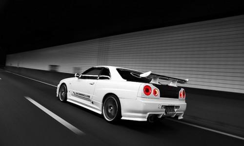Nissan Skyline GTT  ER34 (Pic 1)
