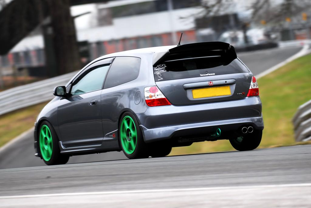 Honda Civic Type R (EP3) Coilover Review