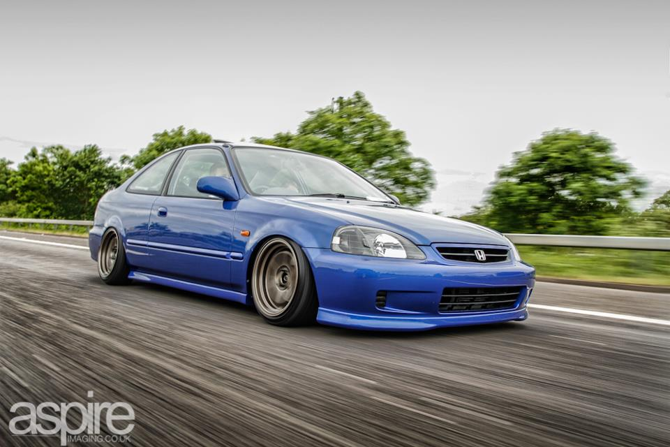 Honda Civic Ej6 Zeta S Coilover Review