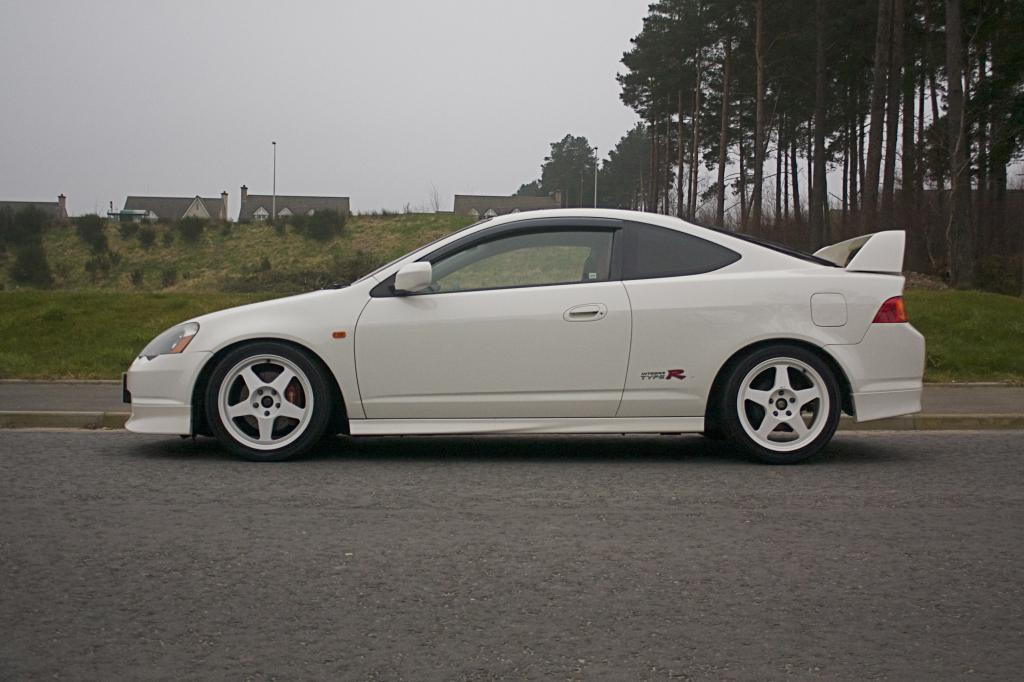 Honda Integra DC5 - Zeta R suspension review