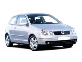 VW Polo MK4 (Typ 9N) 02 - 05