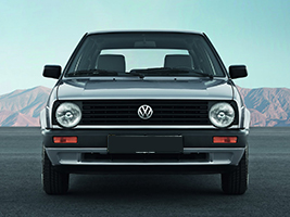 VW Golf A2
