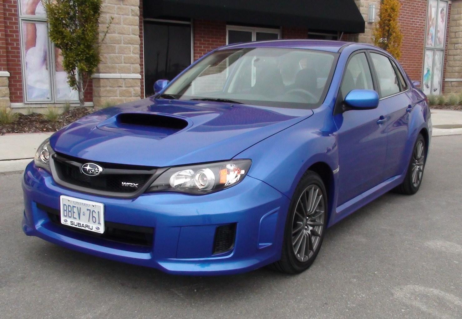 Subaru Impreza WRX (GV / GR) 07-11