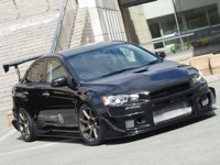 Mitsubishi Evolution X (CZ4A) 07-UP