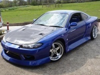 Nissan Silvia (S15) 99-02