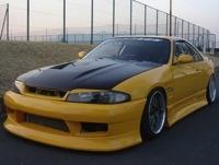 Nissan Skyline R33 GTS-t (ECR33) 93-98