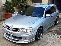 NissanAlmera (N16) 00-06