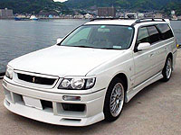 Nissan Stagea 4WD (WGNC34) 96-01