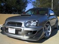 Subaru Impreza WRX:GD/PCD 5X114.3 01-07