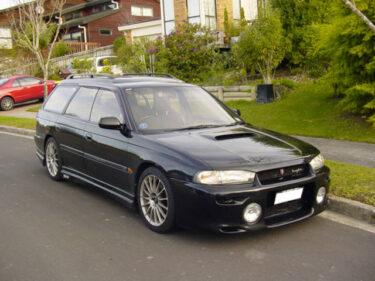 Subaru Legacy (BG) 94-98