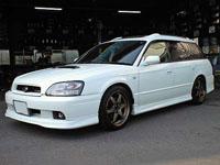 Subaru Legacy (BE / BH) 98-03