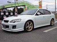 Subaru Legacy (BL / BP) 03-09