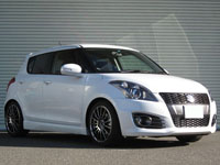 Suzuki Swift (ZC32S) 11-UP