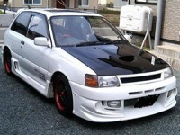 Toyota Starlet GT/Glanza V (EP82 / EP91) 89-95