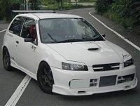 Toyota Starlet / Glanza V (EP85 / EP95) 96-99