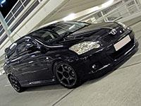 Toyota Corolla (ZZE120 / E12) 00 - 07