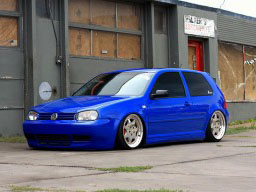 VW Golf IV (Typ 1J) 97-03