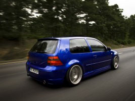 VW Golf IV R32 02-03