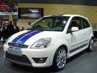 Ford 02-08 Fiesta / ST150 (MK5)
