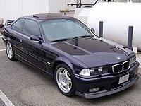 BMW 3-Series / M3 (E36) 92-99