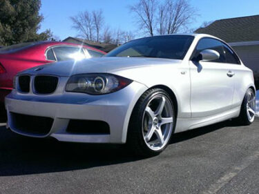 BMW 1-Series (E81/E82/E87/E88) 04-13