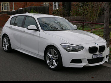 BMW 1-Series (F20/F21) 2011-On