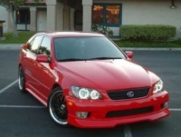 Lexus IS200 (GXE10) 98-04