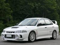 Mitsubishi Evolution IV (CN9A) 96-98